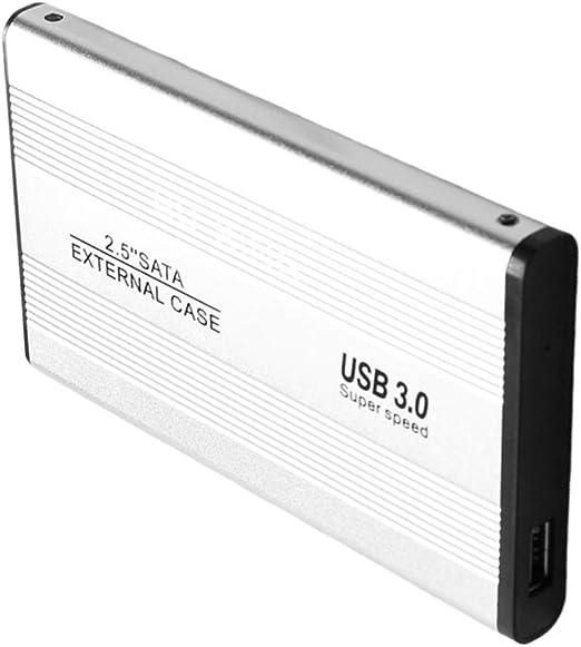kokiya アロイ2.5インチ250GB外付けハードディスクドライブSATA USB 3.0 HDDハードディスク5400RPM
