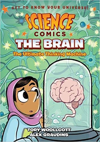 Image result for science comics the brain