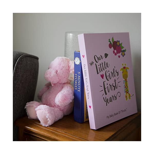 Ronica Memory Book for Baby Girl