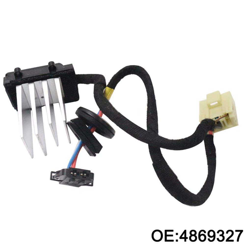 Bernard Bertha Heater Blower Motor Resistor Regulator 4869327 For Saab 9-5 95 1998-2004