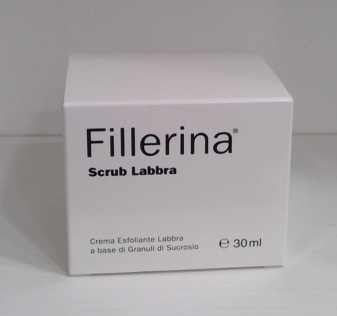 LABO FILLERINA SCRUB LABBRA crema esfoliante labbra 30 ml
