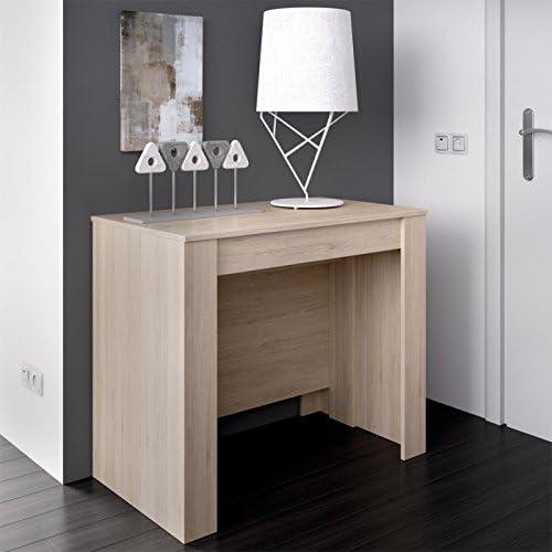 LIQUIDATODO ® - Mesa consola extensible moderna y barata de 51 cm ...