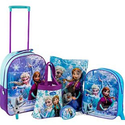Disney Frozen Gepäck-Set (5-teilig)