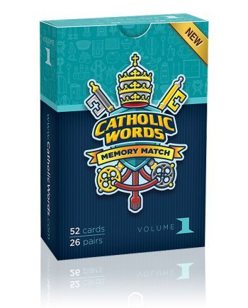 Catholic Words Memory Match Vol 1