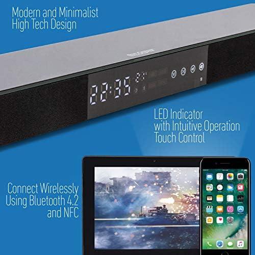 LG OLED65GXPUA 65″ GX 4K Smart OLED TV (2020l) with Deco Gear Home Theater Bundle 51bzroR06eL