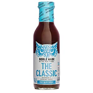 The New Primal, Marinade And Cooking Sauce Classic, 12 Fl Oz