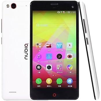 Nubia Z7 mini 16GB, 5.0 inch 4G Android 4.4 Smart Phone,MSM8974AA Quad Core 2.0GHz,1920 x 1080 Pixels FDD-LTE & WCDMA & CDMA& GSM