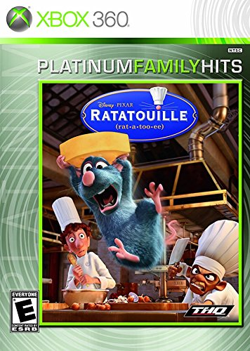 Thing need consider when find ratatouille xbox 360?