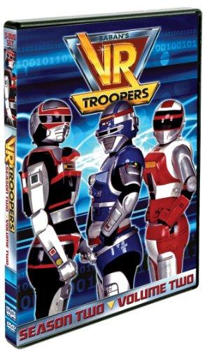 VR Troopers: Season 2, Volume Two