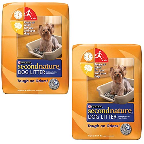 - Purina secondnature Dog Litter and Training Guide (50 LBS.)