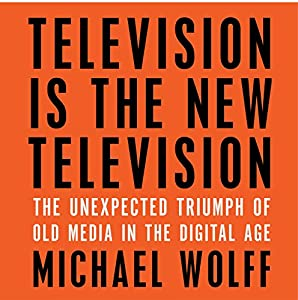 Television Is the New Television Audiobook