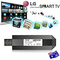 Wireless WLAN Adapter WiFi USB Dongle for LG LED LCD TV LM6600 LW6500 LX LD