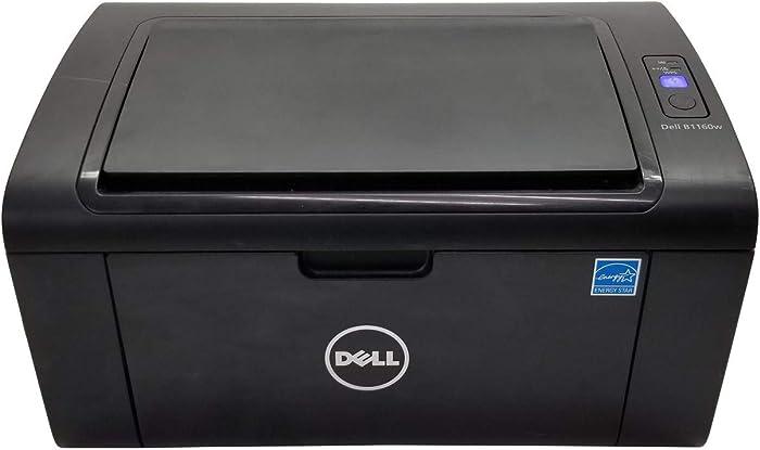 Dell Computer B1160w Wireless Monochrome Printer