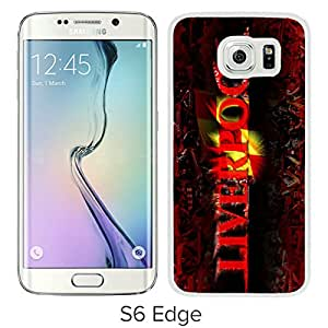 New Fashion Custom Designed Skin Case For Samsung Galaxy S6 Edge With Liverpool White Phone Case 4