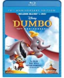 Dumbo (70th Anniversary Edition) [Blu-ray]