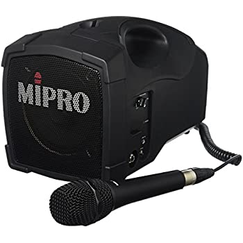 Amazon Com Behringer Europort Epa40 40 Watt Handheld Pa