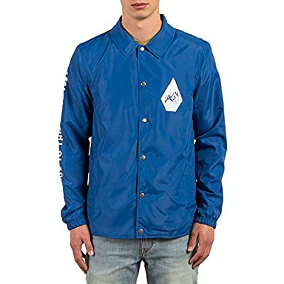 Volcom Men's Brews Coach Jacket: Clothing