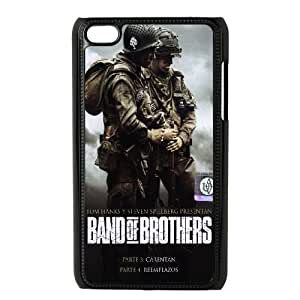 WEUKK Band of Brothers iPod Touch 4 phone case, diy phone case for iPod Touch 4 Band of Brothers, diy Band of Brothers cover case