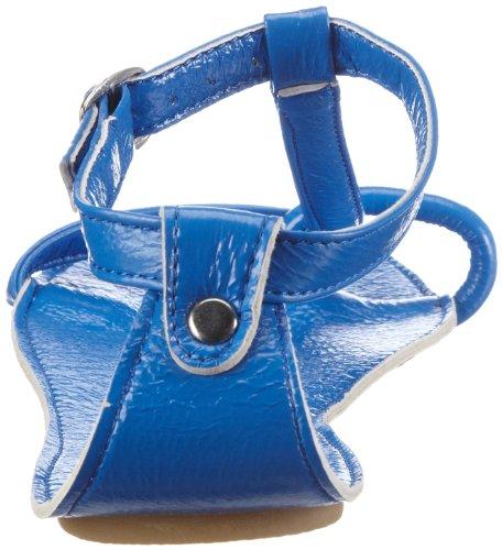 Lise Lindvig LOLA - Sandalias Romanas de material sintético mujer azul - Blau (Aqua blue 92)