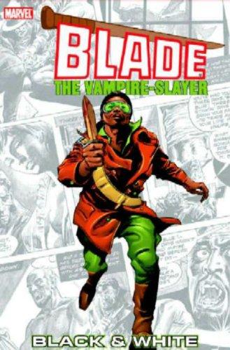marvel blade comic - 5
