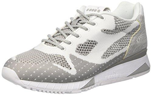 Diadora V7000 Weave II, Sneaker Uomo Bianco