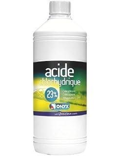 ACIDE CHLORHYDRIQUE 5L MIEUXA 23%  Amazon.fr  High-tech 6e4ba8fb90a