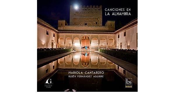 Canciones en la Alhambra de Mariola Cantarero en Amazon Music ...