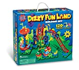 : Learning Resources Gears! Gears! Gears! Dizzy Fun Land Motorized Gears Set