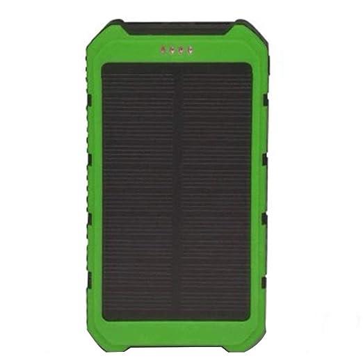 Banco de energía Solar Kongqiabona Cargador portátil ...