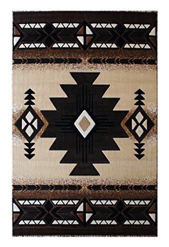 south west native american area rug 5 ft x 7 ft berber design c318 kitchen dining. Black Bedroom Furniture Sets. Home Design Ideas