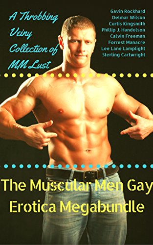 Muscular gays have lustful sex
