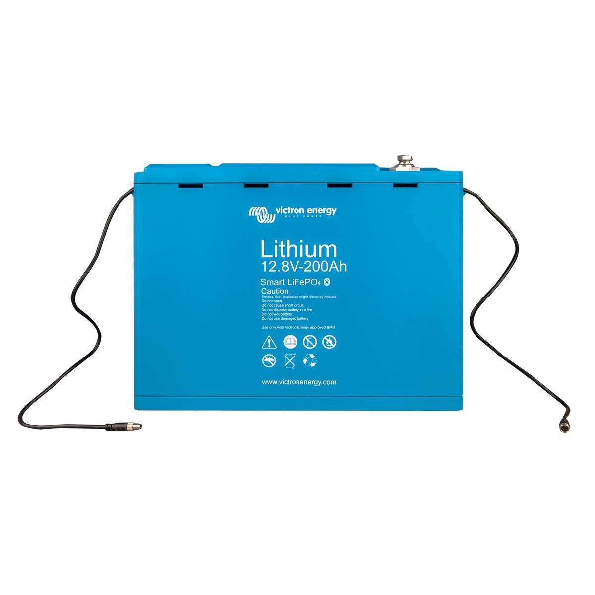 Victron Smart Lithiumbatterie 12V 60 90 160 200 300Ah LiFePO4 mit Zellausgleich