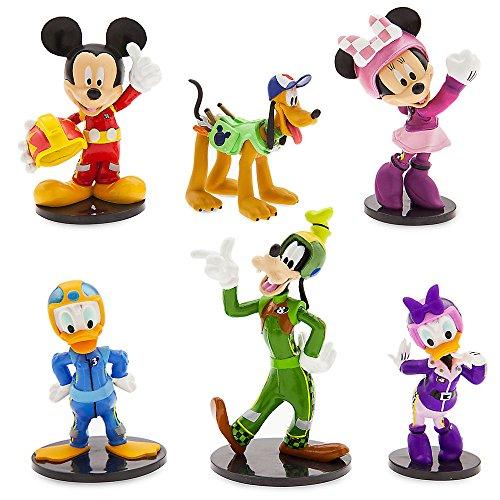 Daisy Duck Figurine - Disney FS Mickey Roadster P8