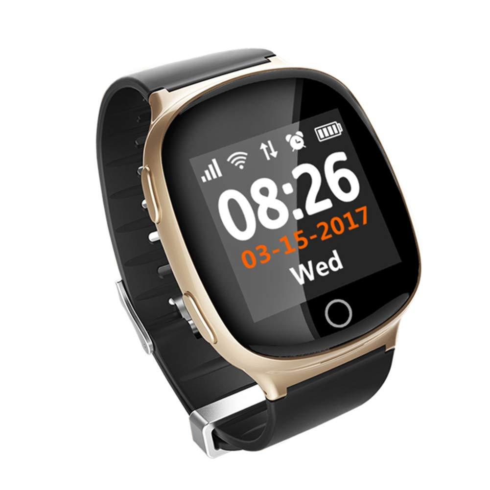 BAIJ GPS Tracker Watch, Reloj Inteligente de Mayor Edad GPS ...