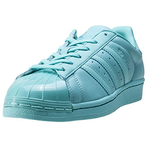 adidas Superstar Glossy to, Sneakers Basses Femme (Easmin/easmin/cblack)