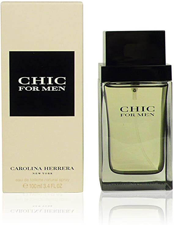 Carolina Herrera Chic Men 100 ML