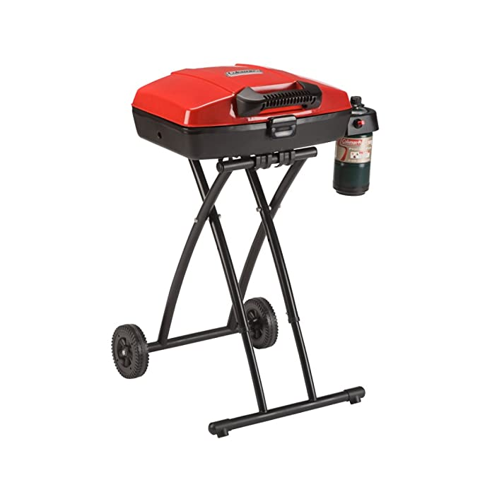 Amazon.com: Coleman Roadtrip Deporte propano Grill: Sports ...