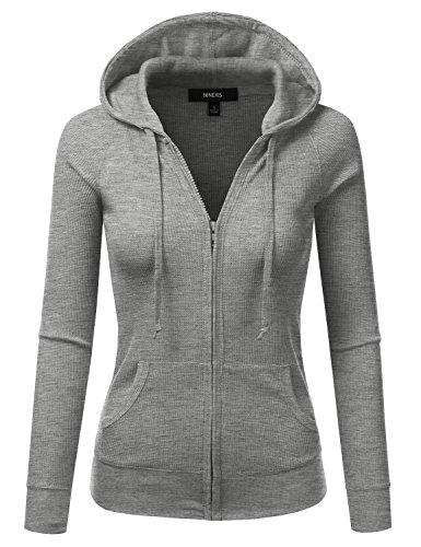 women s long sleeve casual lightweight hooded