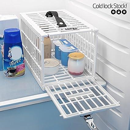 Genérico - Jaula de seguridad para neveras cold lock stock ...