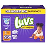 Health & Personal Care : Luvs Ultra Leakguards Diapers (Size 3 - 252 ct.)
