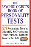The Psychologist's Book of Personality Tests, Louis Janda, 0471371025