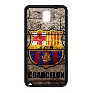 FCB Logo Fashion Comstom Plastic case cover For Samsung Galaxy Note3