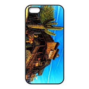 Saloon Cactus Hight Quality Case for Iphone 5s