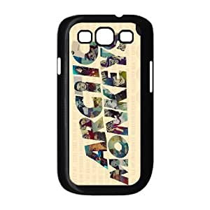 High quality Arctic Monkey band, Arctic Monkey logo, Rock band music protective case cover For Samsung Galaxy S3 LHSB9716467