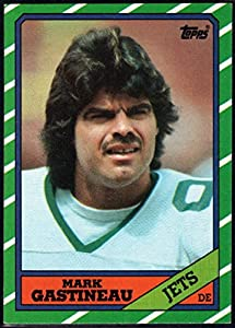 Football NFL 1986 Topps #105 Mark Gastineau NM-MT NY Jets
