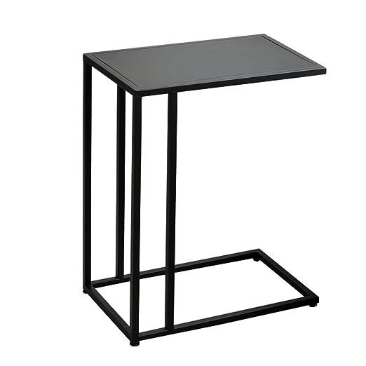 FZZ-end table Mesa Auxiliar para sofá, Mesa de café pequeña ...