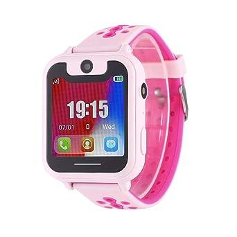 Localización Kids Smart Watch, Lps Tracker Smartwatch Cámara ...