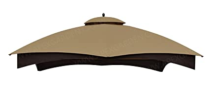 APEX GARDEN Replacement Canopy Top for the Loweu0027s 10u0027 x 12u0027 Gazebo Model #  sc 1 st  Amazon.com & Amazon.com : APEX GARDEN Replacement Canopy Top for the Loweu0027s 10 ...