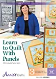 Learn to Quilt With Panels Class DVD
