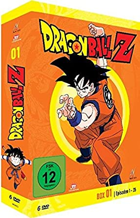 Dragonball Z Box 110 Episoden 1 35 6 Dvds Amazonde
